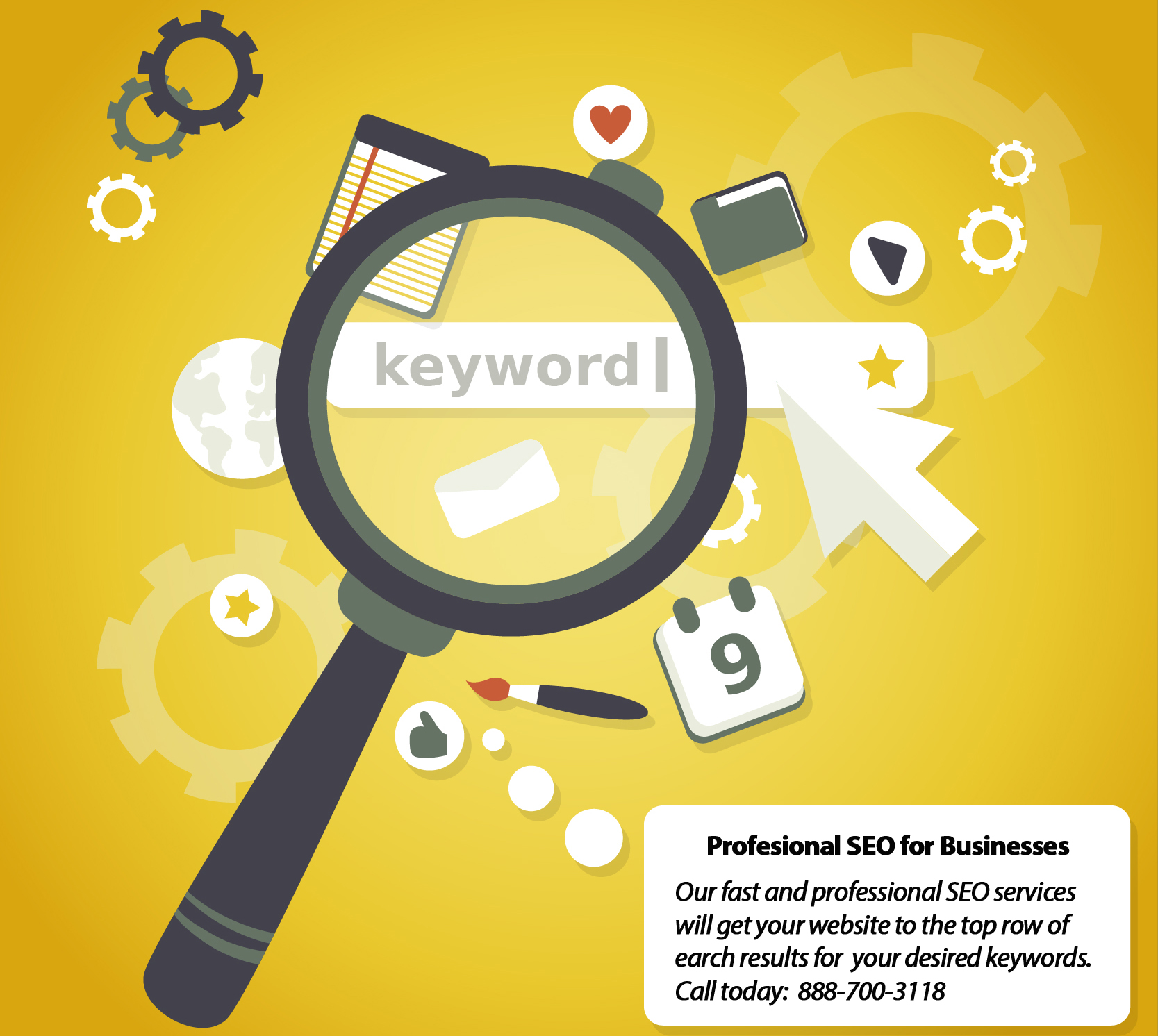 get on top of Google SEO services