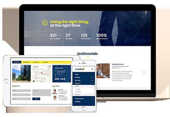 Create Website Service - Website Design - Philadelphia