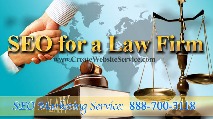 SEO for a law firm